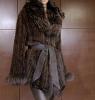 fur coat mink coat(JS-802)