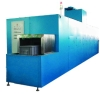Automatic industrial plastic container washer