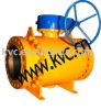 forged steel trounnion mounted ball valve