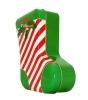 Christmas boot tin