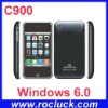 Low Cost Windows Phone c900 Quad Band with WIFI Phones