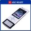 Hot Sale Quad Band Cell Phone W008 With TV Function JAVA Silver #5075