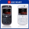 WiFi Mobile Phone FV7000 JAVA QWERTY Keypad Dual Mode Dual Card Quad Band Dual Camera FM CDMA and GSM Cell Phone #5064