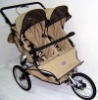 baby jogger for twins with CE