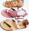 stock shoes, sandals ( fashionable sandals)