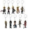 The keychain of Final Fantasy anime accessories