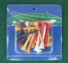 golf accessory,wooden golf tee