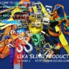 LIKA-webbing sling /round sling / cargo lashing / safety harness