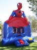 inflatable spiderman castle/inflatable bouncer B1002