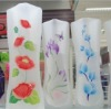 12*27.5cm random styles/colors wholesale foldable plastic flower vase