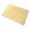 Yellow stone texture Kamol acp with Small Order Accepted-building and office materials