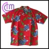 men's rayon hawaiian shirt