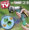 Snap 2-0 Garden Hose Connector As seen on TV
