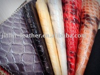 Synthetic Snake Leather