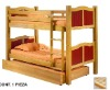 Wooden Bunk Bed/Trundle Bed/Wooden Furniture