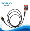 TS-H01 Mini HDMI Cables Type A to D