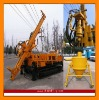 FSL500 Top drive type Hydraulic Reverse Circulation Drilling rig( Depth:280m)