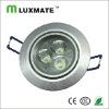 3W Alumiunm LED ceiling light