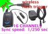 photographic flash lighting equipment - Photo wireless flash trigger AC series 16 channels