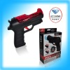 hot selling products PEGA brand for Christmas for sony playstation 3 move light gun stock for video game accessory