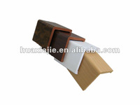 WPC corner protecter /corner guard/decorative corner guard/Corner Armor PVC Corner Guard/ Hospital PVC Wall Guard/
