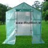 2.20 x 2.40 x 2.15m portable garden green house