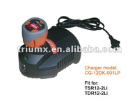 10.8-12V li-ion, 1hour smarter faster charger for cordless drills