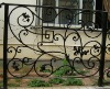 Iron Fence(Wrought Iron Fence, Ornamental Fence)