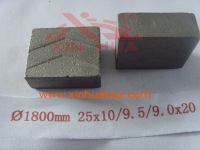 Granite cutting diamond segment -XINHUA BRAND