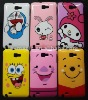 Funny cartoon hard case for Samsung Galaxy Note I9220 / N7000