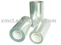 Clear PET silicone coated film