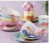 3pcs porcelain Breakfast Set
