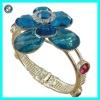 Wedding crystal bangle bracelet