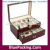 High Glade Wooden Watch Case
