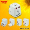 Universal travel adapter with USB charger all in one UNIVERSAL TRAVEL ADAPTOR Universal Adaptors Travel Adaptor Travel Adapters