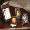 2012 Eco-friendly leather Photo Frame