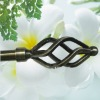 High Quality Metal Decorative Curtain Rod