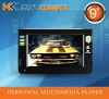 9 inch media player -TFT LCD TV with USB/card reader/HDMI input and monitor