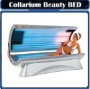 Sun Bath Solarium Skin Tanning Bed With 24 Lamps