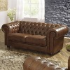 2 seater click clack sofa set