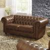 2 seater click clack sofa set