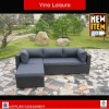 2012 the most popular new design corner sofas RZ1907