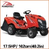 17.5HP lawn tractor 102cm(40.2in)