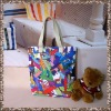 Eco Nylon Extra Large Canvas Tote Bag Wholesale