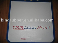 Heavy duty mud flaps for truck