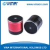 TF card portable speaker with usb 2.0