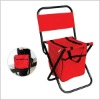 Foldable chair fishing tackle