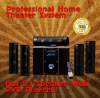 Hot sell 5.1 Loudspeaker active speaker system with HDMI/DVD player for 3D home cinema