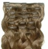 Cheap Clip-in human hair extensions