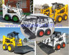 Skid Steer Loader/Wheel Loader made in China